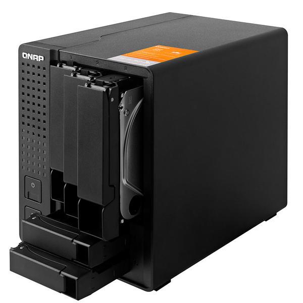 威联通 QNAP TS-551 网络存储器