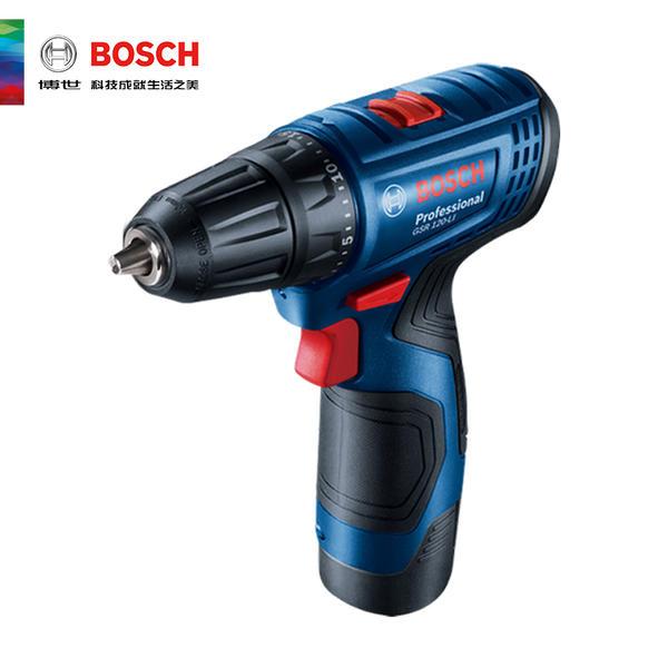 博世 Bosch GSR120-Li 家用充电式手电钻/电动螺丝刀